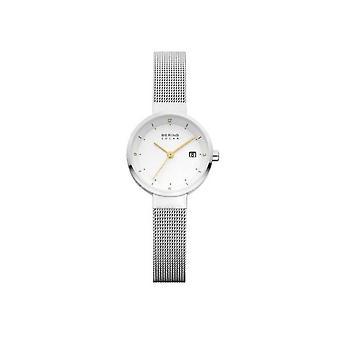 Bering Damenuhr montre solaire mince 14426-001