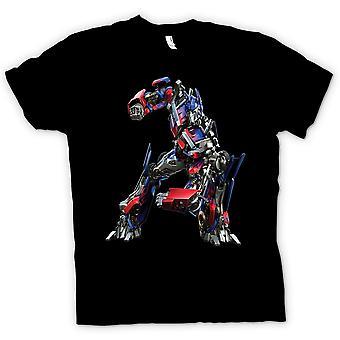 T-shirt Mens - Optimus Prime - Transformers