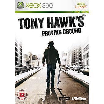 Tony Hawks Proving Ground (Xbox 360) - Nouveau