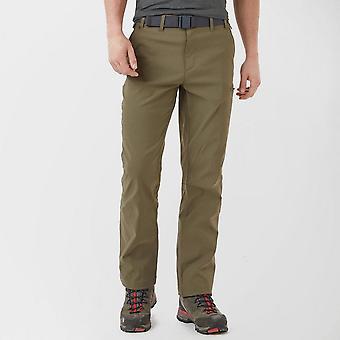 Ny Brasher menns strekk trekking vandring bukser khaki
