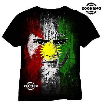 Zoonamo T-shirt Kurdistan Classic