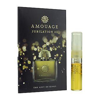 Amouage 'Jubilation 25' EauDeParfum Spray For Woman .05oz Vial(Original Formula)