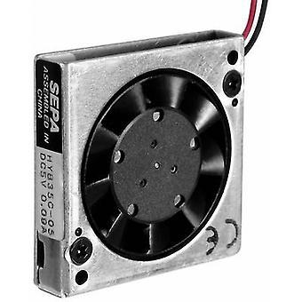SEPA HYB35C05A axiálny ventilátor 5 V DC 1,6 m ³/h (L x š x H) 35 x 35 x 7,5 mm