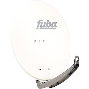 Fuba DAA 780 W SAT antenna 78 cm materiale riflettente: bianco alluminio puro