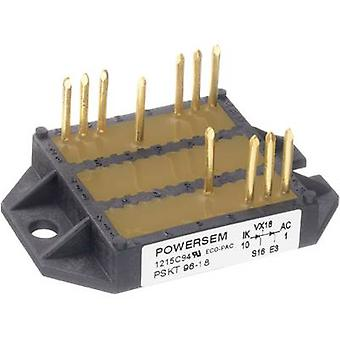 POWERSEM PSD 108-08 Diode bridge Figure 4 800 V 117 A 3-phase