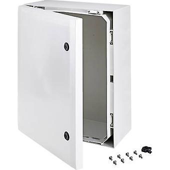 Fibox ARCA 504021 Switchboard cabinet 500 x 400 x 210 Polycarbonate (PC) Grey 1 pc(s)