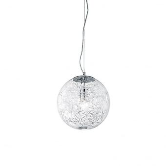 Ideal Lux Mapa Max Single Pendant Light D40