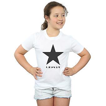 David Bowie flickor stjärniga Logo T-Shirt