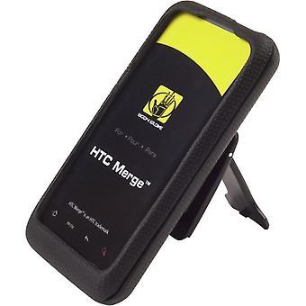 הגוף הכפפות חגורה קליפ הצמד-למקרה עבור HTC מיזוג ADR6325