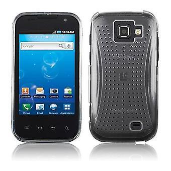 Sprint - Xmatrix Case for Samsung Transform M920  - Clear