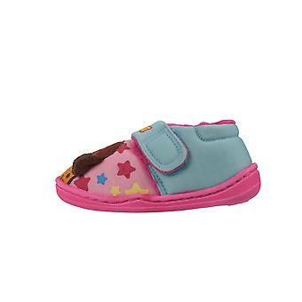 Hey Duggee Girls Harney Low Top Slippers UK Sizes Child 5-10
