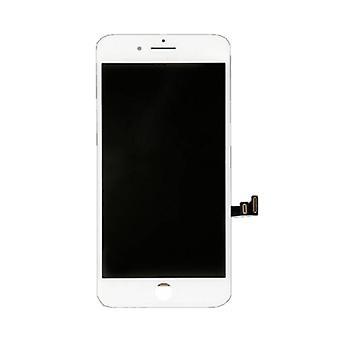 Stuff Certified® 8 iPhone Plus screen (Écran tactile , LCD et Pièces) A - Qualité - Blanc