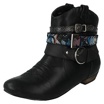 Damen Coco Ankle Boots Style - L8628