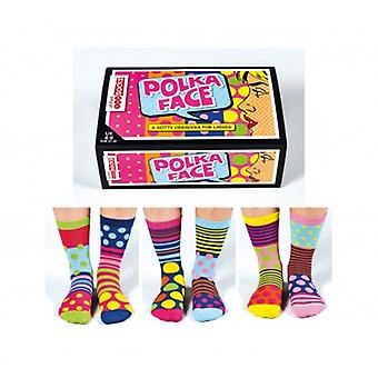 Dotty meias Oddsocks Unidos