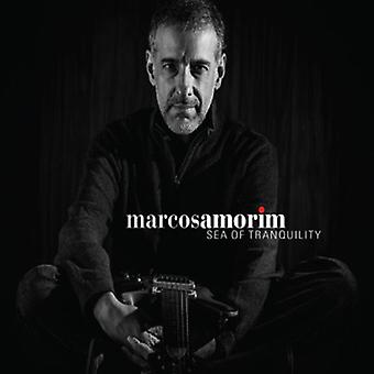Marcos Amorim - Sea of Tranquility [CD] USA import