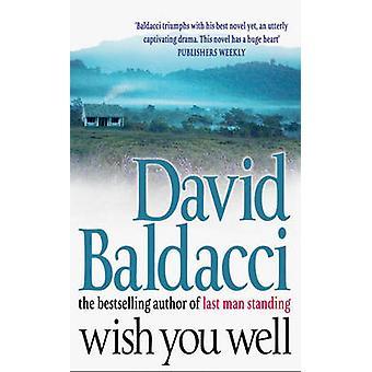 Toivotan teille hyvin by David Baldacci - 9780330419697 kirja