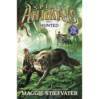 Hunted by Maggie Stiefvater - 9780545522441 Book