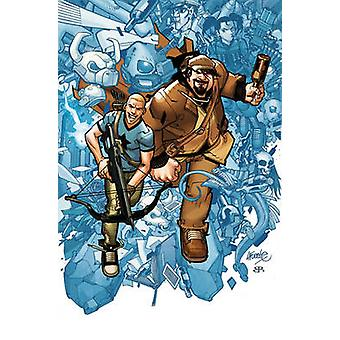 A&A - Volume 1 - In the Bag - The Adventures of Archer & Armstrong  by D