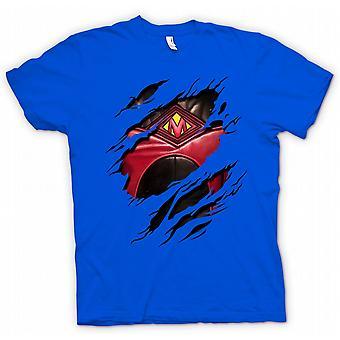 Koszulka męska - czerwona mgła zgrywanie Design - Kickass inspirowany Superhero