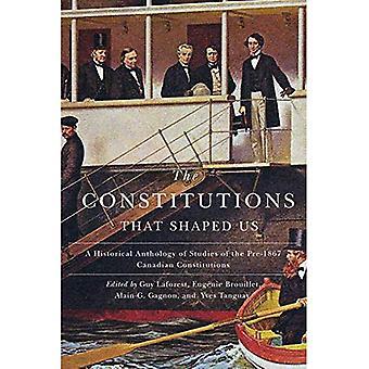 As Constituições que moldaram-nos