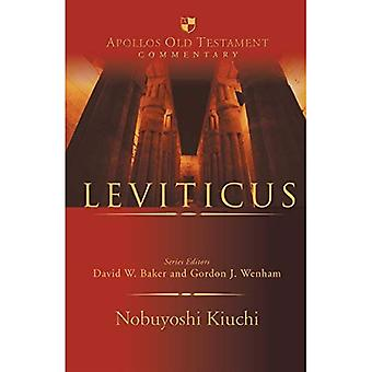 Leviticus (Apollos Old Testament Commentary)