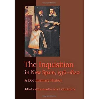 Inkvisisjonen i ny-Spania, 1536-1820