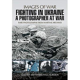 Combats en Ukraine: un photographe de guerre (Images de la guerre)