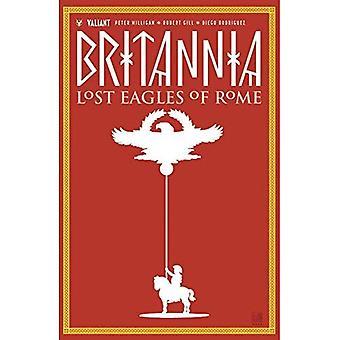 Britannia Volume 3: Tapt Eagles Roma