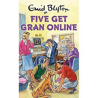 Fem får Gran Online