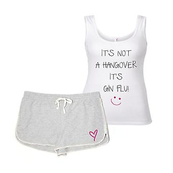 It's Not A Hangover It's Gin Flu Pyjama Set