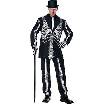 Gentle Skeleton Adult Costume