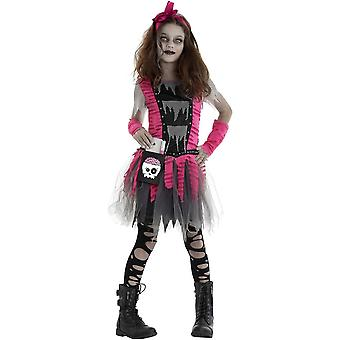 Zombie Girl Costume enfant - 11812