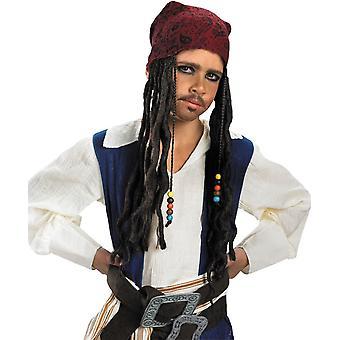 Jack Sparow Headbad Hair Child