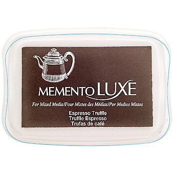Memento Luxe Ink Pad - Espresso Truffle