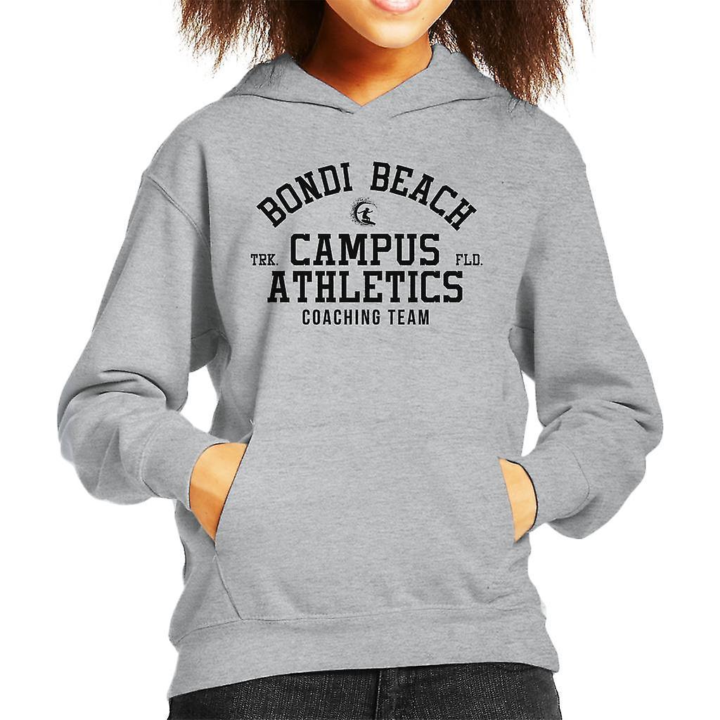Bondi Beach Campus Atletiek Kid de Hooded Sweatshirt