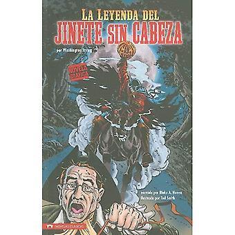 La Leyenda del Jinete synd Cabeza = legenden om Sleepy Hollow