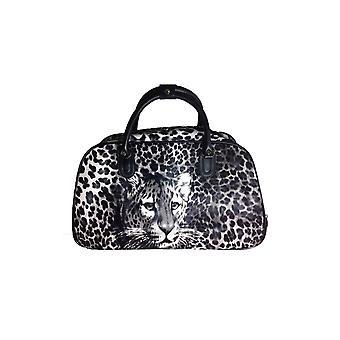 IKRUSH damskie Mila Leopard podróży torba na kółkach