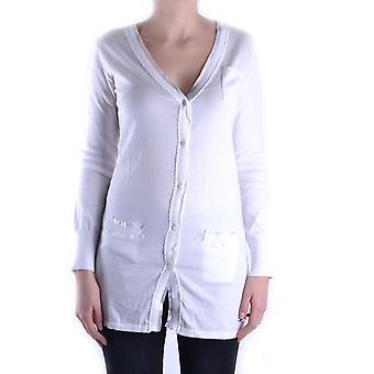 Massimo Rebecchi Ezbc214006 Women's White Cotton Cardigan
