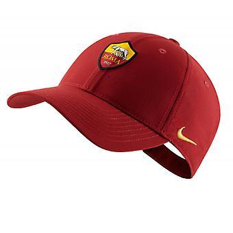 2019-2020 Roma Nike L91 Core Cap (Maroon)