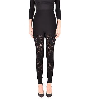 Atos Lombardini Ezbc354001 Women's Black Polyester Leggings