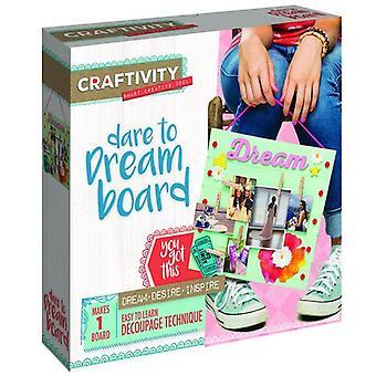 Creativity For Kids 3502 Dare to Dream Board Craftivity Kit