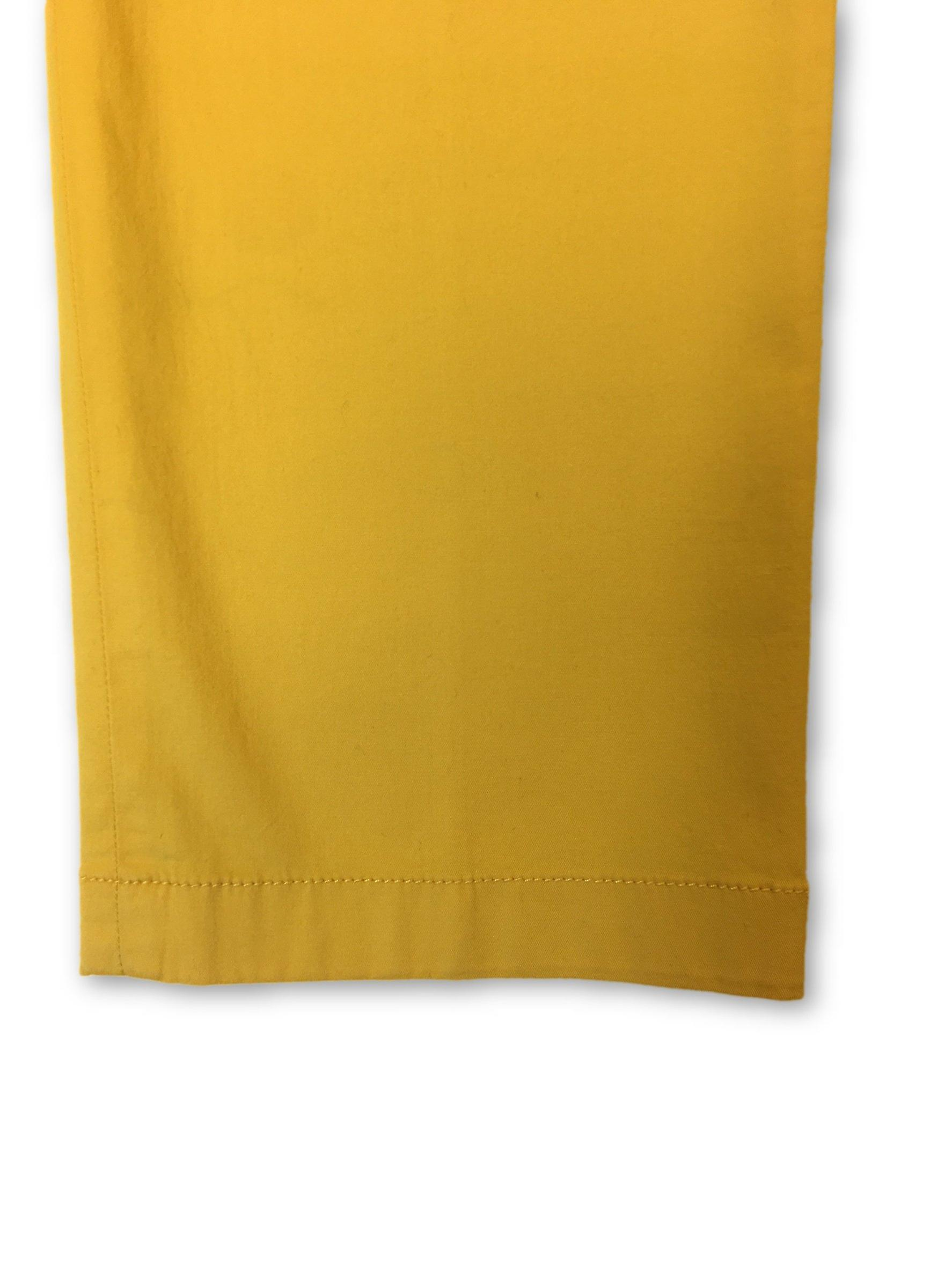Paul & Shark Stretch chinos in yellow
