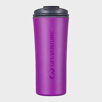 New LifeVentures Elipse Camping Travel Mug Purple