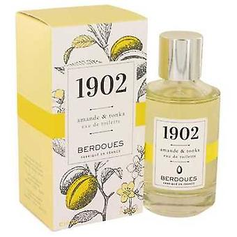 1902 Amande & Tonka By Berdoues Eau De Toilette Spray 3.38 Oz (women) V728-537873
