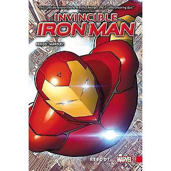 Invincible Iron Man Vol. 1 Reboot by Brian Michael Bendis & By artist David Marquez