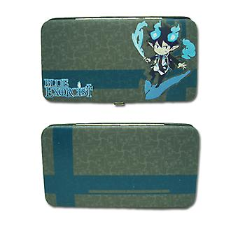 Hinge Wallet - Blue Exorcist - New Rin Anime Gifts Toys Licensed ge61039
