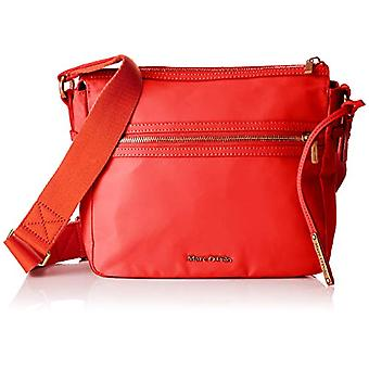Marc OPolo Therese - Women's Red Shoulder Bags (Red Pomegranates)