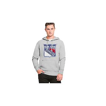 '47 Nhl New York Rangers Knockaround Hood