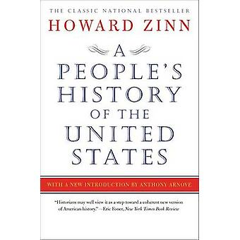 A People's History of the United States by Howard Zinn - 978006239734