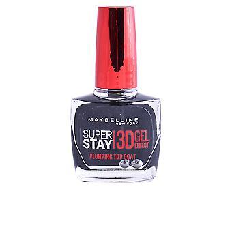 Maybelline Superstay uñas 3d Gel efecto capa superior para las mujeres